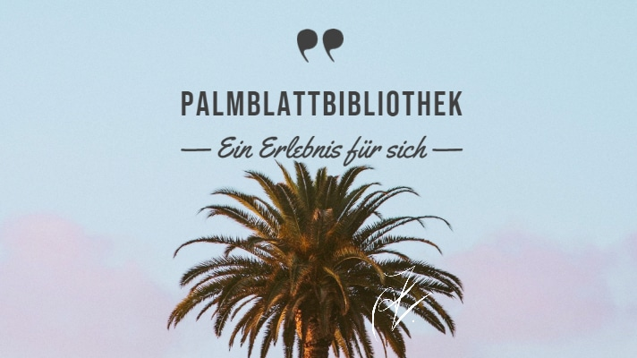 Bali – Palmblattbibliothek